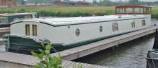 60ft x 12ft Kingsley Barge