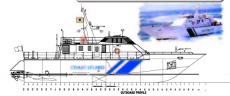 26 mtr 40 knot Patrol Vessel New Build