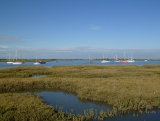 Cheap moorings in Essex - River Crouch