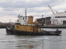 70' Ex US Army ST  Harbor Tug