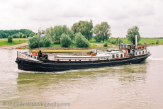 Stunning Luxe Motor Dutch Barge
