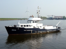 TUG/Explorer/yacht/Dive/Living on Board