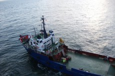 INDEPENDENCE: MULTI-PURPOSE SUPPLY BOAT - SALE/CHARTER