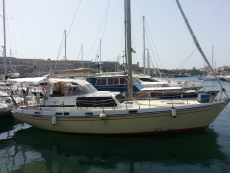Motor sailer 45 sale or rent