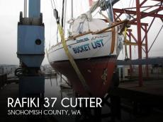 1977 Rafiki 37 Cutter