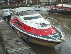 Fairline Fury Sports 26 (reduced)