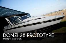 1967 Donzi 28 Prototype
