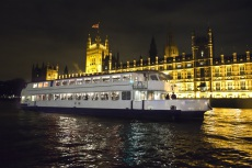 IMMINENT SALE - THAMES RIVER CRUISER