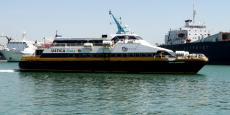 sbs 0144 Passenger Vessel