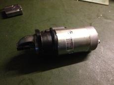 Genuine Bosch 12v starter motor