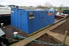 36ft welfare/work boat