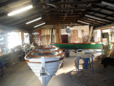 Ganlys of Glasson Lakeboats