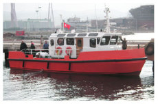 Used 14mt. Crew Supply Workboat (2013)