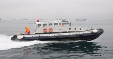 14M Fast Crew Boat - Patrol Boat