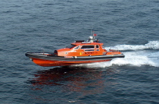 USED GRP FAST PATROL BOAT, CREW BOAT (USED)