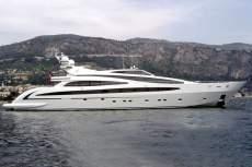 Azimut 116 motor yacht