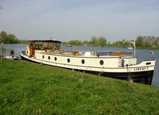 Replica Dutch Barge built 2006