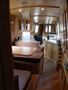 54ft Trad Style (Tug) Narrowboat