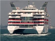 Luxury Cruise Vessel