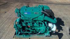 Volvo Penta 2003T 43hp Marine Diesel Engine Package