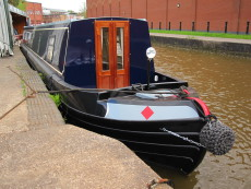 Standard and bespoke narrowboats