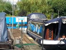 lovely 35ft bridgewater boats cruiser