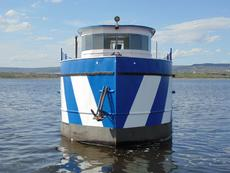 2012 Seagoing Houseboat with Sauna - Great Floating Home