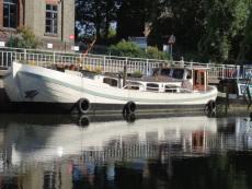 £78,000 Dutch Motor Tjalk (55 foot)