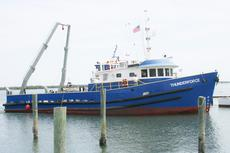 Research Vessel Thunderforce -Reduced