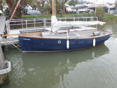 Cornish Shrimper big REDUCTION in price + trailer
