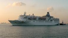 Modern Cruise Ship