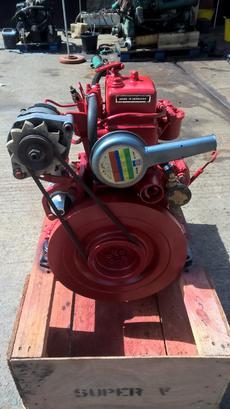 Bukh DV10 Marine Diesel Engine