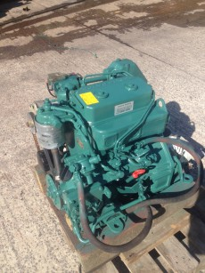 Where can you buy Volvo boat engines?