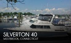 1989 Silverton 40 AC