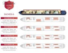 2008 69ft Duchess 6 Black Prince Narrowboat