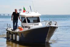 Fibramar Pescador 780 Central Cabin