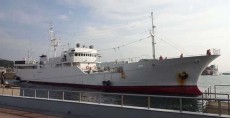 57mtr Fisheries Patrol Vessel