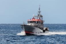 Work / patrol boat for sale