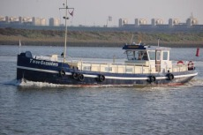 Passenger-Living vessel, SI 50 pax, right size France