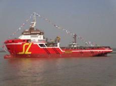 84mtr Hybrid Support Vessel