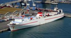 653' FAST RoRo Cargo Vessel