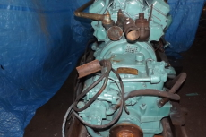 360 Hp Detroit 12V71 Marine Engine with gear