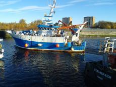 Survey Vessel for Charter