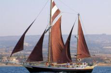 Classic 50 Traditional Gaff Ketch