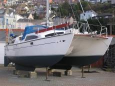 1994 Heavenly Twins 27 Catamaran