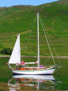 1981 Barbary Ketch Motor Sailer