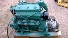 Volvo Penta 2003 28hp Marine Diesel Engine Package