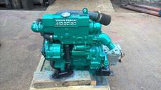 Volvo Penta 2030 29hp Marine Diesel Engine Package