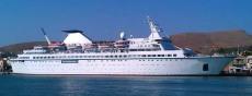 512' CRUISE SHIP