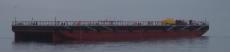NEW TURKISH FLAT TOP BARGE 61M X 16M